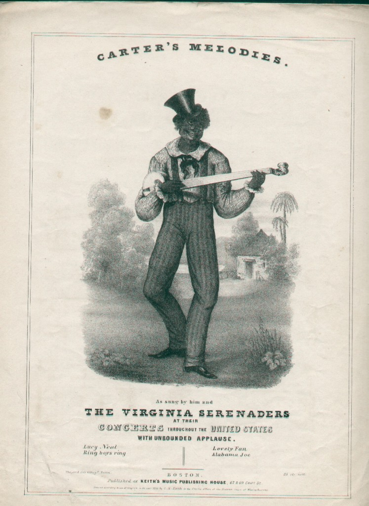 1844 Carter's Melodies