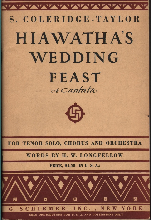 1926 Hiawatha's Wedding Feast