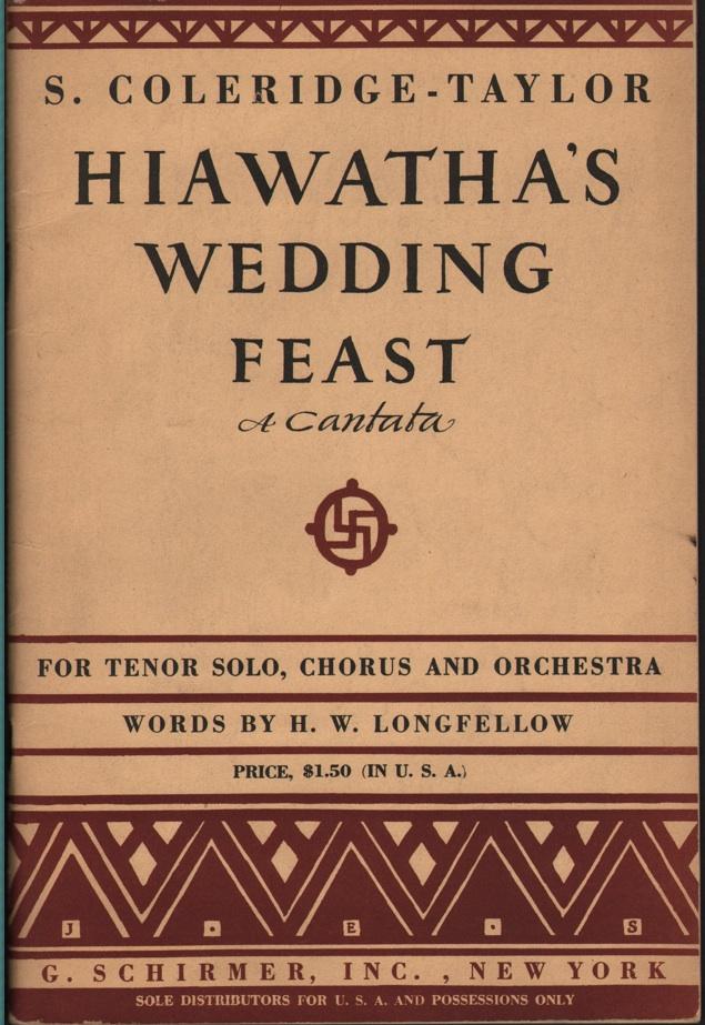 1926 Hiawatha's Wedding Feast